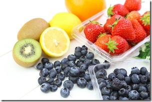 ビタミンCを多く含む果物