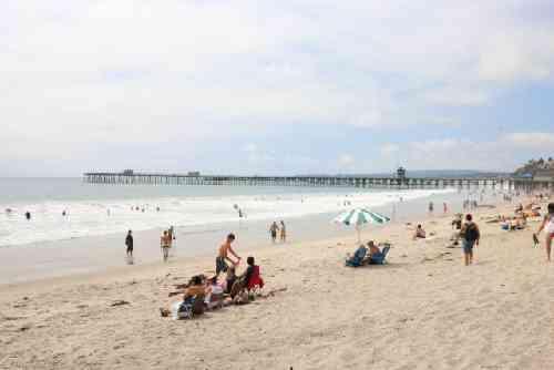 カルフォルニアビーチ
