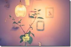 雰囲気のある電燈