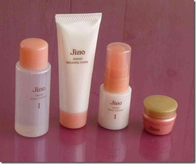 味の素アミノ酸化粧品ジ―ノトライアル