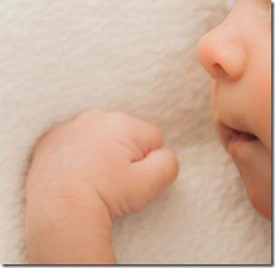 赤ちゃん肌
