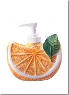オレンジしぼり