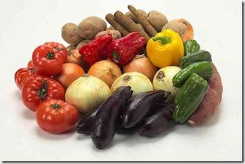 フィトケミカルを意識した野菜の食材