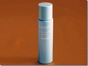 ディセンシアのサエル化粧水