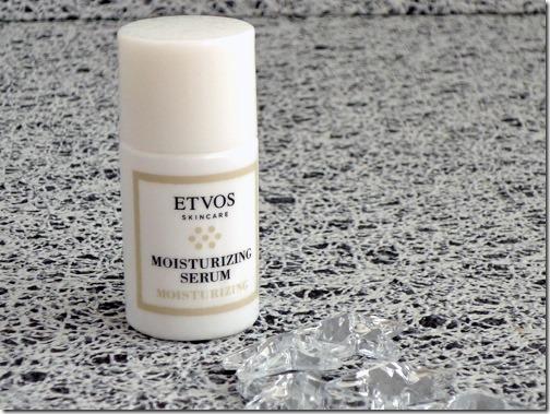 エトヴォスセラミドスキンケア美容液